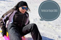 A primeira descida de trenó a gente nunca esquece   #chile #americadosul #sudamerica #viagem #viajar #ferias #vacaciones #trip #travel #inverno #santiago #neve #nieve #snow #vallenevado #elcolorado #trineo #treno #gopro
