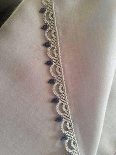 59 Most Unique Crochet Needlework Models Blueboxbraids - Diy Crafts - DIY & Crafts Crochet Lace Edging, Crochet Quilt, Crochet Flower Patterns, Hand Embroidery Patterns, Crochet Designs, Crochet Flowers, Crochet Stitches, Unique Crochet, Knot Blanket
