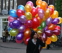 Inspiring image balloons, baloon, colorful, happiness, rainbow, yes #18536 - Resolution 500x352px - Find the image to your taste