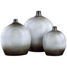 Intercule Home Artex Bulb Vases 258095