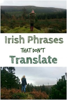 Wow, I know a lot of these and never been to Ireland but we have Irish blood lines: A list of all the uniquely Irish phrases that the Irish use pretty regularly that confuse the hell out of anyone who isn't Irish. Ireland Vacation, Ireland Travel, Backpacking Ireland, Dublin Travel, Irish Language, Irish Culture, Ireland Culture, Celtic Culture, Irish Quotes