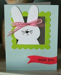 a�muse|studio easter cards