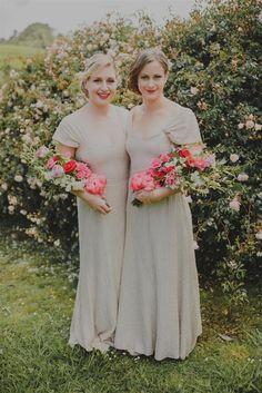 An Elegant Spring Vintage Wedding From Lavara Photography