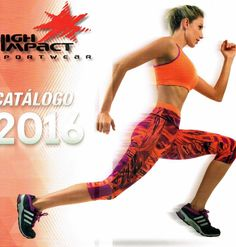 High Impact 2016 Yoga Pants and Action Wear