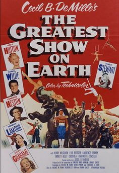 The Greatest Show on Earth (1952).