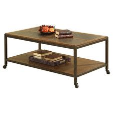 Riverside Furniture West End Coffee Table