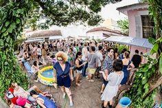 O Solar das Palmeiras , em Botafogo, recebe a oitava edição do Cluster, um espaço de exposições, trocas e pensamentos, no dia 25 de maio, com entrada gratuita.