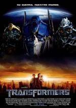 Carátula de la película Transformers