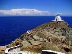 Chapel of the Seven Martyrs - Sifnos