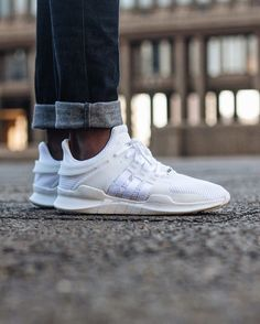 Adidas EQT Support ADV 'triple white'
