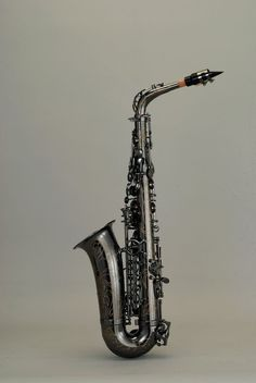 Chateau Alto Saxophone Professional Model All Black Plated Body/KeyVCH-800BBY2 #Chateau