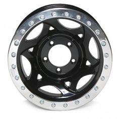 """Walker Evans Racing 17"""" Beadlock Racing Wheels"""