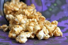 Baked Perfection: Caramel Popcorn (a.k.a my new favorite treat)