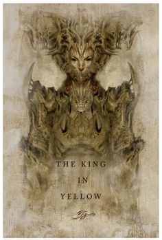The king in Yellow by ~Giacobino on deviantART