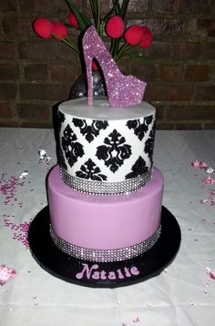 Sweet 16s Birthday Cakes Teens 16 Cumpleanos Pasteles De Imagenes Pastel Tortas Bonitas Tartas