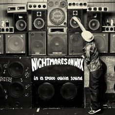 Listen to In A Space Outta Sound by Nightmares on Wax on Deezer. With music streaming on Deezer you can discover more than 56 million tracks, create your own playlists, and share your favorite tracks with your friends. Cd Cover, Album Covers, Cover Art, Sound Of Music, My Music, Reggae Music, Dope Music, Trip Hop, Music Images