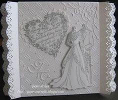 December Wedding Card
