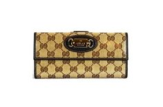 GUCCI GG Crystal Monogram Canvas 231841 Leather Wallet Snap Buckle. Get the lowest price on GUCCI GG Crystal Monogram Canvas 231841 Leather Wallet Snap Buckle and other fabulous designer clothing and accessories! Shop Tradesy now