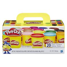 Play Doh Knete, Hasbro Play Doh, Play Doo, Little Girl Toys, Toys For Girls, Play Doh Colors, Party And Play, Could Play, Xmas Presents