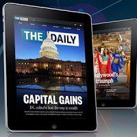 The Daily, el diario exclusivo para iPad del grupo del magnate Rupert Murdoch, News Corporation, cerrará el próximo 15 de diciembre, al no ser suficientes los ingresos que obtenía a través de las suscripciones y la publicidad.