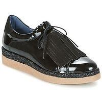 Topánky Ženy Derbie Spiral ELSA čierna