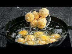 Készítsd el a krumplit így, és az is meg fogja enni aki eddig nem szerette| Ízletes TV - YouTube Beignets, Romanian Food, Falafel, Pretzel Bites, Food And Drink, Bread, Recipes, Tv, Deserts