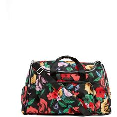 703c86d8b7ca Vera Bradley Lighten Up Ultimate Gym Bag ( 118) ❤ liked on Polyvore  featuring bags