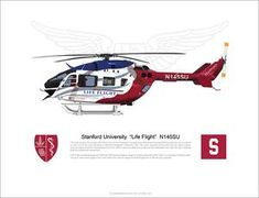 The Helicopter Collection - Lian Media Flight Paramedic, Flight Nurse, University Life, Stanford University, Stanford Hospital, Life Flight, Devin Art, Police Cars, Police Vehicles