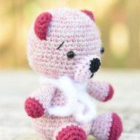 amigurumi free teddy bear pattern (4)