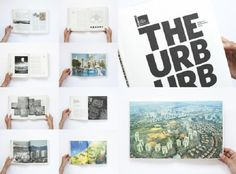 """The Urburb – Patterns of Contemporary Living"" 
