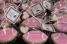 Pink Football Cookies – Stay-at-Home Baker Flag Football Party, Pink Football, Football Baby Shower, Football Cookies, Football Themes, Football Birthday, Cowboy Birthday, Football Fundraising Ideas, American Football