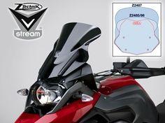 V-Stream Dark Tint Sport Screen R1200GS LC 2013 on, R1200GS LC Adventure 2014 on