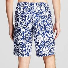 935684c95fb54 Men's Floral Print Swim Trunks - Merona™ : Target Patterned Shorts, Men's  Swimsuits,
