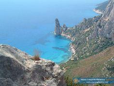 Pedra Longa Baunei Sardegna | Escursioni in barca nella costa di ...