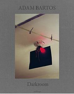 Darkroom by Adam Bartos: Darkroom charts the physical and psychic terrain of photographic printing rooms while conveying their transition from the realm of pure functionality into historical artifact.  #Books #Photography #History