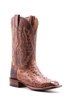 568249f7 Mens Lucchese Barnwood Full Quill Ostrich Boots Cy1104 - Texas Boot Company  is located in Bastrop