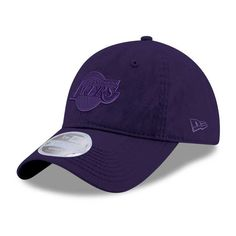 4ef42080 WOMENS LOS ANGELES LAKERS TONAL 9TWENTY ADJUSTABLE Lakers Cap, La Lakers,  Nba Sports,. New Era Cap