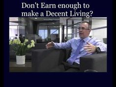 The 3 Reasons why you don't earn enough to make a decent living. How To Find Out, How To Make, Internet Marketing, Drop, Let It Be, Online Marketing