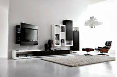 Décoration salon moderne et minimaliste ~ Décoration Salon / Décor de Salon