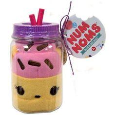 Num Noms Surprise in a Jar Nana Berry Plush, Multicolor