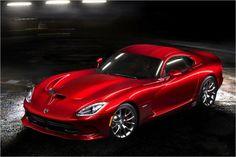 Chrysler Viper SRT Concept 2012