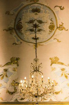Farmaceutica di Santa Maria Novella, ceiling
