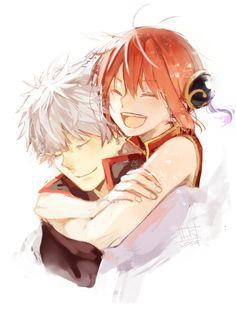 Imagem de anime, gintama, and kagura