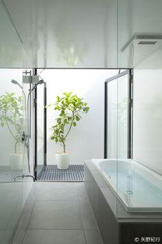 神宮前の家 バスルーム|HouseNote(ハウスノート)
