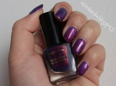 Swatch & Review: Max Factor - Fantasy Fire