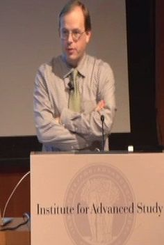 Richard Taylor : Primes and Equations at the Advanced Institute.  http://video.ias.edu/sites/video.ias.edu/files/webfm/2012/Lectures/Taylor-2012-02-01.hi.mp4