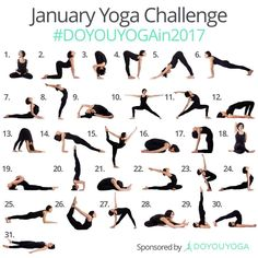 Join the January Yoga Challenge #DOYOUYOGAin2017! • Always wanted to start a yoga practice? Want to begin a home yoga practice? Or have you been practicing for years and need a little extra motivation? Join in on all the fun this January for a chance to win some pretty amazing prizes! This challenge is for ALL LEVELS of yogis to help us create inspiration and motivation for each other! • PRIZES! 6 lucky randomly selected winners will win one of the following: - One ye...