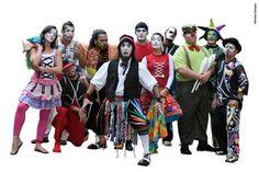 Grupo Teatro mágico - Brasil