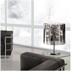 Universe Modern Table Lamp with Translucent Shade | Modern Lighting | Eurway