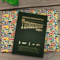 Personalised Thunderbirds Comic Collection   GettingPersonal.co.uk